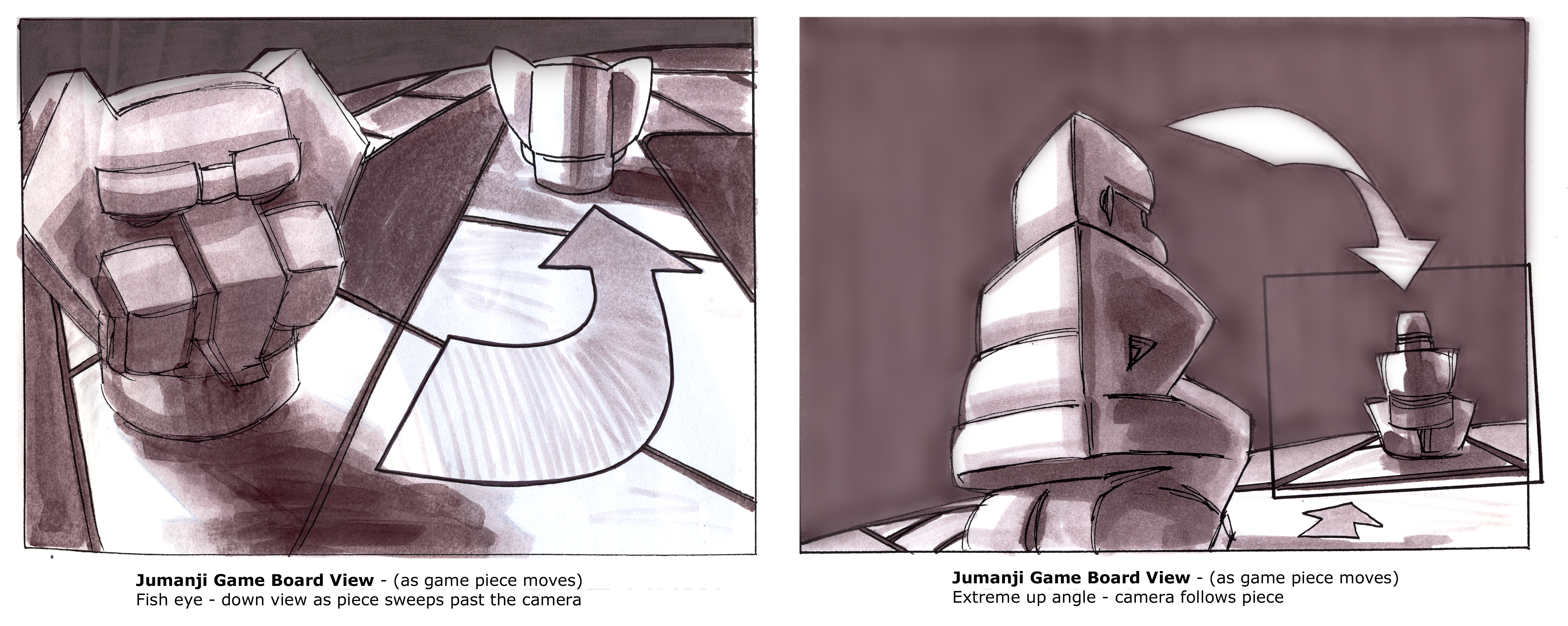 Storyboards Ted Warnock Art And Animation