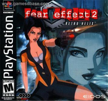 Fear Effect 2